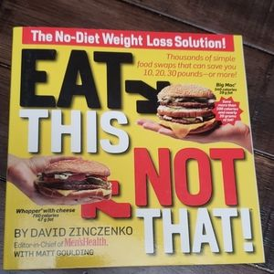 Eat This Not That book